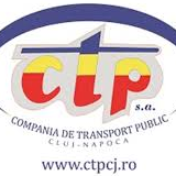 Card transport CTP Cluj-Napoca (card calatorie) logo